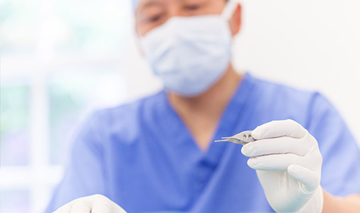 Local anaesthetic and sedation